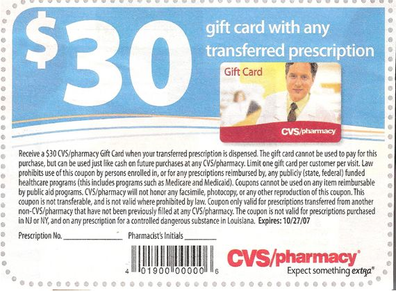 cvs transfer prescription game and coupons