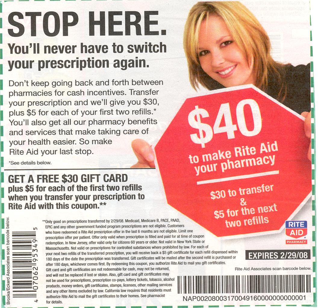 Rite aid coupons photo