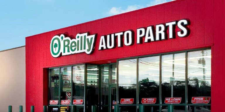 O'Reilly Auto Parts Promotion