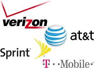 Verizon-ATT-Sprint-T-Mobile