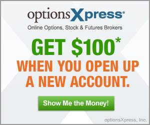 Optionsxpress $100 Bonus