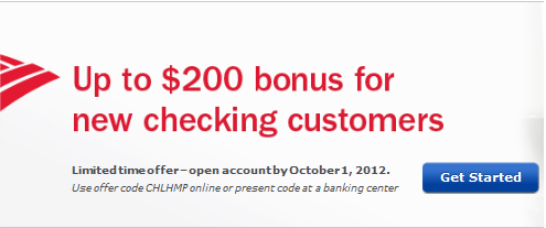 Bank of America Checking – Bank of America is offering a $ bonus when you open a new Bank of America Core or Interest checking account with direct deposit valid through December 31, To be eligible for this offer, you must open one of the qualifying checking accounts with a total of $4, or more in qualifying direct deposits within the first 90 days upon account opening.