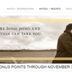 Hyatt Gold Passport Members Earn Up to 65,000 Bonus Points