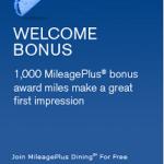 MileagePlus Dining Program Review: 1,500 Bonus United Miles