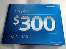 Chase $300 Premier Coupon