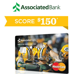 Associated Bank Packers Bonus