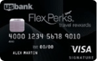 U.S Bank Flexperks 20,000 Bonus Points