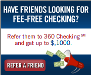 Capital One Referral Bonuses