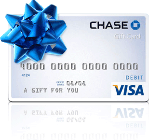Chase Gift Card