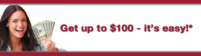 TruMark Financial $100 Bonus