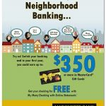 Marquette Bank Review: $200 MasterCard Gift Card Checking Promotion