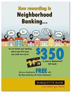 Marquette Bank Bonus