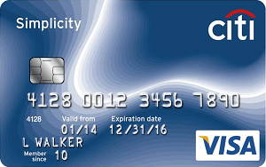 Citi Simplicity Review