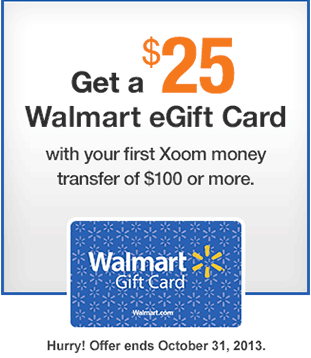 Walmart Offer Codes Bonus
