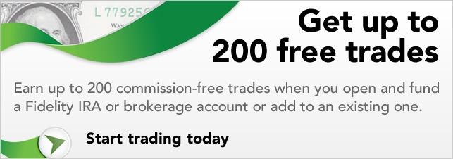 Fidelity Free Trades