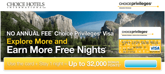 choice privileges credit card