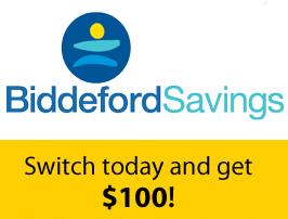 Biddeford Savings Bank 100 Checking Bonus Hustler Money Blog