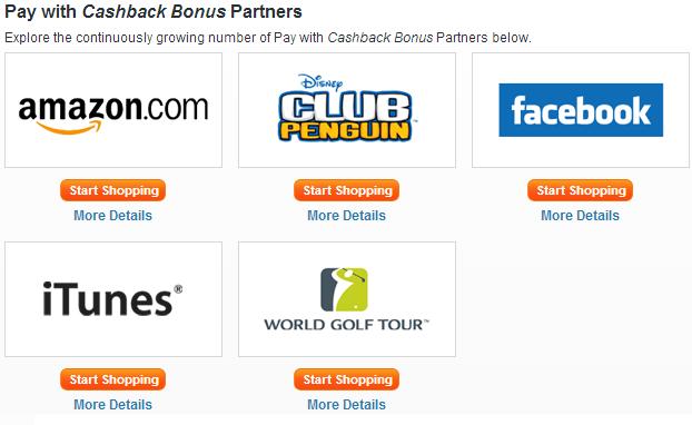 Discover Cashback Partners