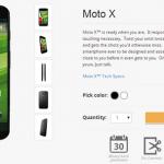 Moto X No Contract Phone