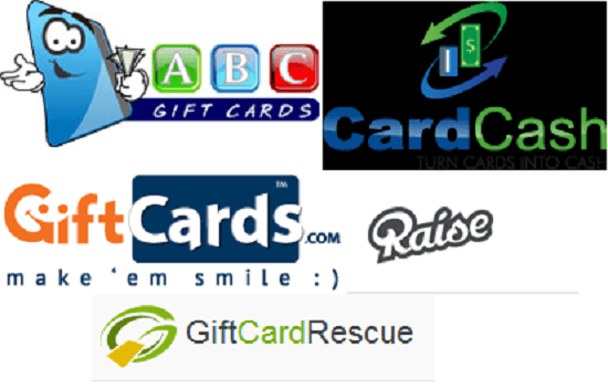 Selling Gift Cards