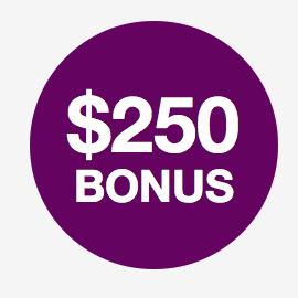$250 IRA Bonus