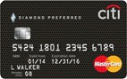 Citi Diamond Preferred MasterCard