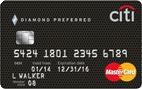 Citi Diamond Preferred MasterCard
