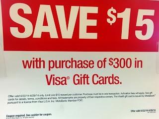 OfficeMax $15 Bonus