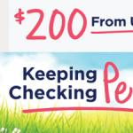 ACNB Bank Review: $200 Checking Account Bonus