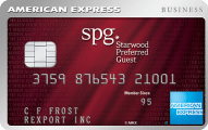 Starwood Preferred Guest Business 2015