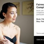 Fairmont Hotels Free Night and $25 Resort Credit AMEX Promotion