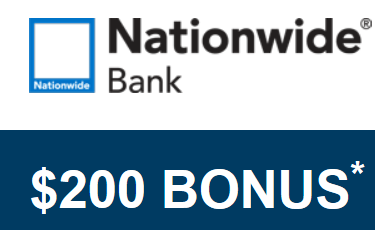 Nationwide Bank $200 Bonus