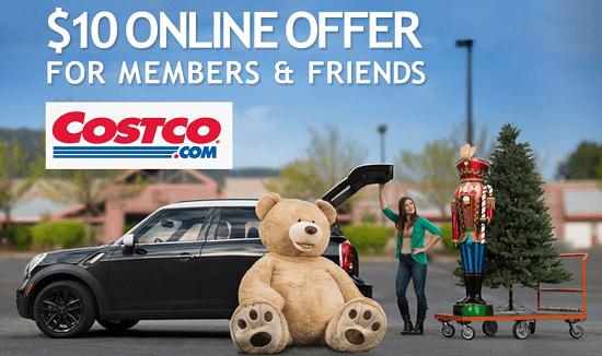 Costco membership coupons november 2018