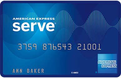 American Express Serve 2015