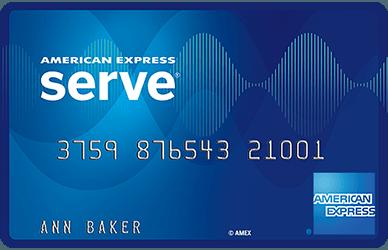 American Express Serve 2015