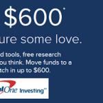 Capital One Investing Review: $600 Bonus