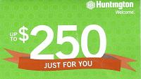 Huntington $250