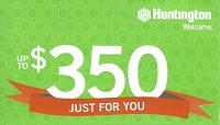 Huntington $350