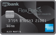 US Bank Flexperks Amex Card