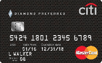Citi Diamond Preferred 060116