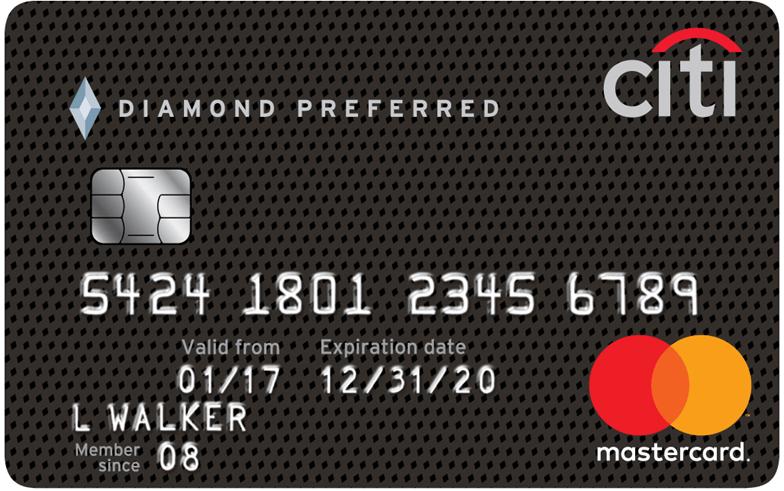 Citi Mastercard Sign In >> Citi Diamond Preferred Card Review
