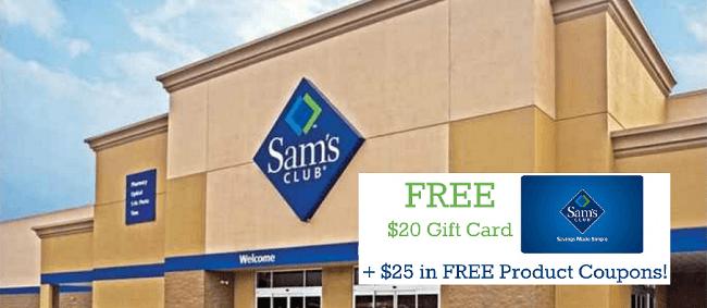 Sams Club Membership Deal
