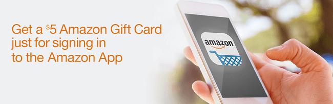 Amazon $5 App