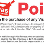 Giant Stores and Stop & Shop Free Gas Gift Card Promotion