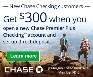 Chase Premier Checking