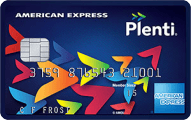 New Amex Plenti Card
