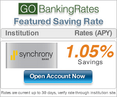 Synchrony Savings Rate
