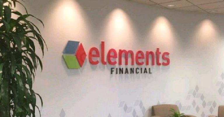 Elements Financial Promotion