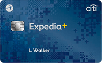 Expedia+ Card from Citi