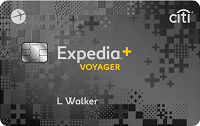 Expedia+ Voyager Card from Citi